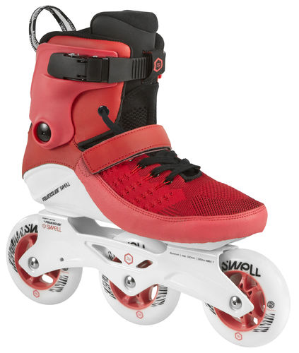 Powerslide »Swell 100 red 2016« Fitness Inlineskates Inliner