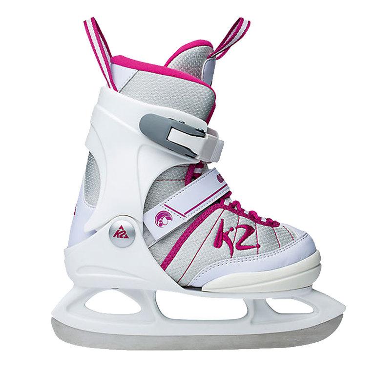 k2 annika ice skates schlittschuhe f r kinder gr enverstellbar. Black Bedroom Furniture Sets. Home Design Ideas